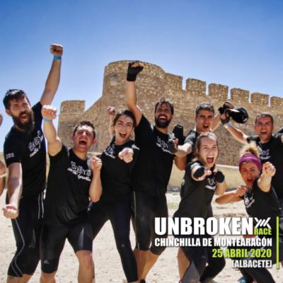 UNBROKEN RACE CHINCHILLA DE MONTEARAGÓN 2020